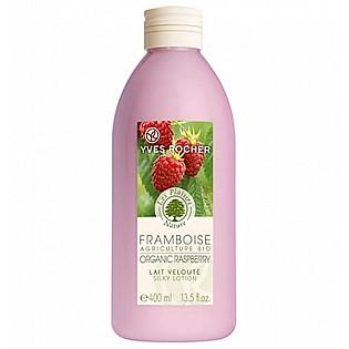 Sữa Dưỡng Thể Hương Mâm Xôi Đỏ Yves Rocher Silky Lotion Raspberry (400Ml) - Y101594