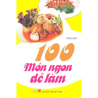 100 Món Ngon Dễ Làm