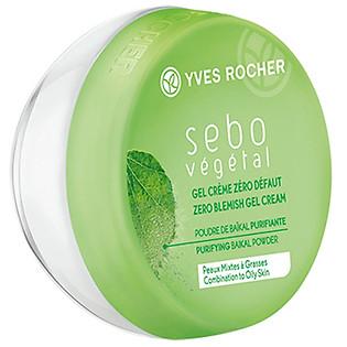 Kem Dưỡng Ngăn Ngừa Mụn Yves Rocher Zero Blemish Cream Gel Pot (50Ml) -Y102129