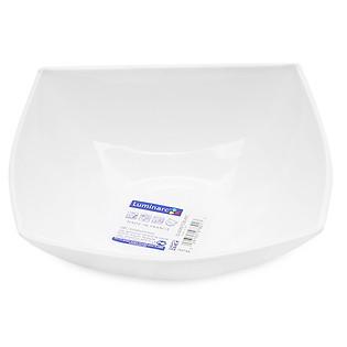 Tô Thủy Tinh Luminarc Quadrato White H4743 (16Cm)