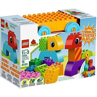 Mô Hình LEGO Lắp Ráp Xe Kéo (15 Mảnh Ghép) - 10554
