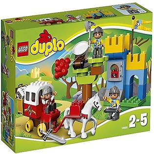 Mô Hình LEGO Duplo Tấn Công Kho Báu (46 Mảnh Ghép) - 10569