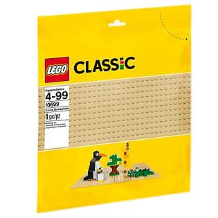 Đế Lót LEGO Classic 10699 - Vàng Nhạt