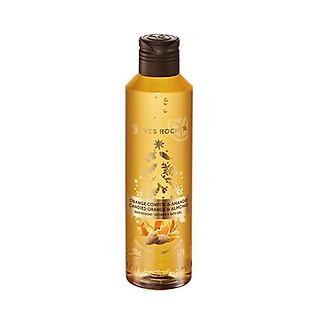 Gel Tắm Cam Và Hạnh Nhân Yves Rocher Candied Orange & Almond Shower Gel (200Ml) - Y111816