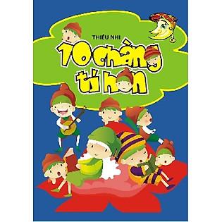 Mười Chàng Tí Hon (DVD)
