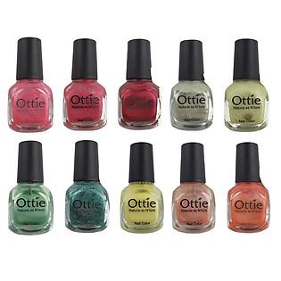 Sơn Móng Tay Ottie Nail Color Mẫu 11 – 20 (10Ml)