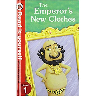 Read It Yourself The Emperor's New Clothes (Hardcover)