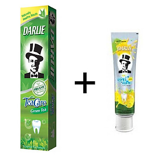 Kem Đánh Răng Darlie – Tea Care Mint – 390064 – 160Gr