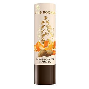 Son Dưỡng Môi Cam Và Hạnh Nhân Yves Rocher Candied Orange & Almond Lip Balm 4.8G - Y111825
