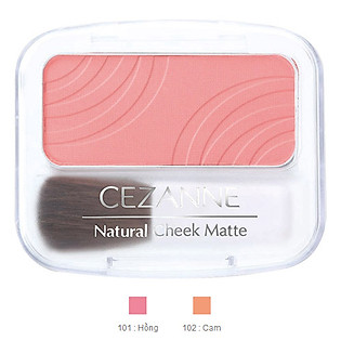 Phấn Má Natural Cheek N Matte Cezanne (4G)
