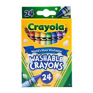 Bút Sáp 24 Màu Crayola - 526924Q000