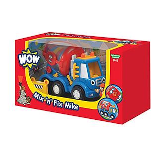 Xe Trộn Xi Măng Mike WOW - W10185