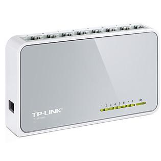 TP-LINK TL-SF1008D - Bộ Chia Tín Hiệu Để Bàn 8 Cổng 10/100Mbps