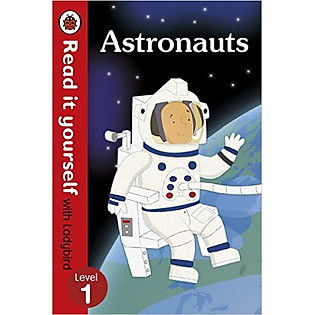 Read It Yourself With Ladybird Astronauts (Hardcover)