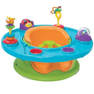 Ghế 3 Giai Đoạn Xanh Summer Infant - SM13330Z