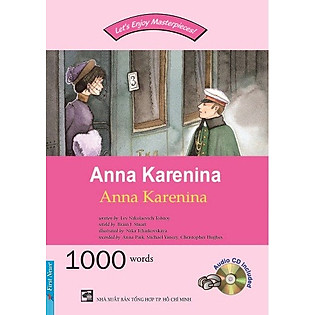 Happy Reader - Anna Karenina (Kèm CD)