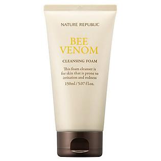 Sửa Rửa Mặt Dành Cho Da Nhạy Cảm Nature Republic Bee Venom Cleansing Foam (150Ml)