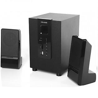 Loa Microlab M-100U/ 2.1 - 10W RMS