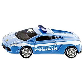 Xe Cảnh Sát Ý Lamborghini Gallardo - Siku - 1405