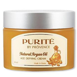 Kem Dưỡng Ẩm Chống Lão Hóa Purité By Provence Argan - 1010830011 (50Ml)