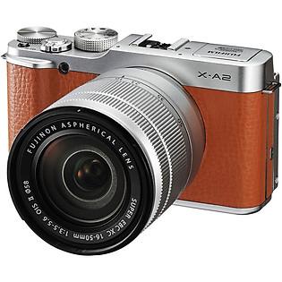 Máy Ảnh Fujifilm X-A2 + 16-50Mm II