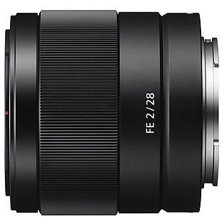Lens Sony FE 28Mm F2