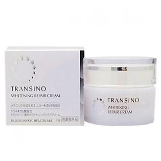 Kem Dưỡng Da Ban Đêm Transino Whitening Repair Cream (35G)