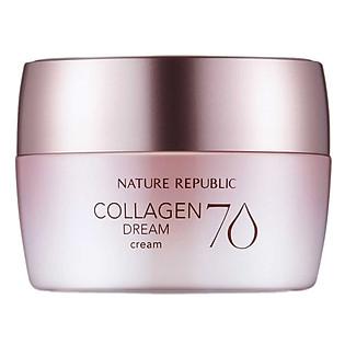 Kem Dưỡng Nature Republic Collagen Dream 70 Cream (50Ml)