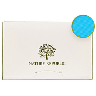 Phim Thấm Dầu Nature Republic Natures Deco Oil Control Film 50Pcs