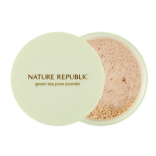 Phấn Phủ Nature Republic Botanical Green Tea Pore Powder (5G)