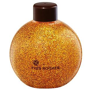 Gel Tắm Tẩy Tế Bào Chết Cam Và Hạnh Nhân Yves Rocher Candied Orange & Almond Exfoliating Bath Bubble (250Ml) -Y111822