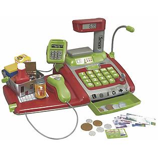 Đồ Chơi Mô Hình Quầy Tính Tiền Thông Minh Loại Lớn Smart 1680614