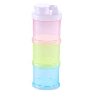Hộp Chia Sữa 3 Ngăn Kidsme 160150