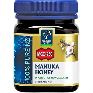 Thực Phẩm Chức Năng Mật Ong MGO 250+ Manuka Honey 250Gr