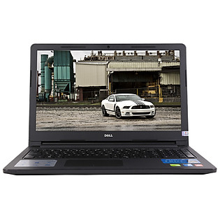 Laptop Dell Inspiron 3558 (N3558C) Đen