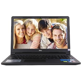 Laptop Dell Inspiron 3558 (N3558D) Đen