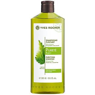 Dầu Gội Dành Cho Tóc Dầu Yves Rocher Purifying Shampoo (300Ml) - Y101900