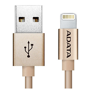 Cáp Lightning Adata (Ipod/Iphone/Ipad) - Aluminum (100Cm)