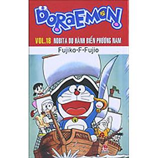Doraemon - Truyện Dài - Tập 18 - Nobita Du Hành Biển Phương Nam (2014)