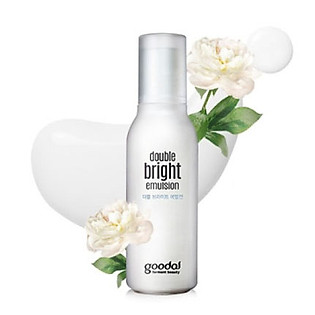 Dưỡng Da Goodal Double Bright Emulsion (130Ml)