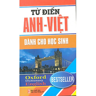 Từ Điển Anh- Việt Dành Cho Học Sinh