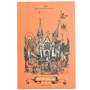 Combo Postcard Sài Gòn Xưa - Mẫu 1