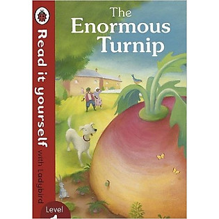 Read It Yourself The Enormous Turnip (Hardcover)