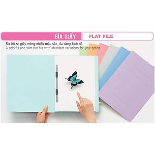 Bìa Giấy Plus Flat File A4S