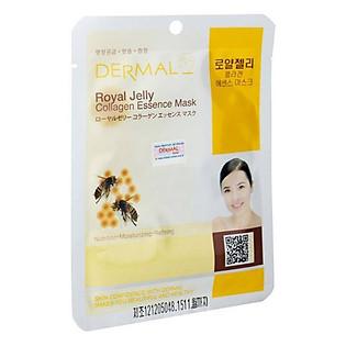 Mặt Nạ Dermal Tinh Chất Collagen Với Chiết Xuất Sữa Ong Chúa