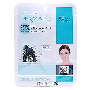 Mặt Nạ Dermal Tinh Chất Collagen Với Chiết Xuất Rong Biển
