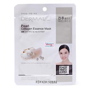 Mặt Nạ Dermal Tinh Chất Collagen Với Chiết Xuất Ngọc Trai