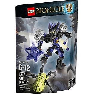Mô Hình LEGO Bionicle - Hộ Vệ Đất 70781