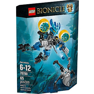 Mô Hình LEGO Bionicle - Hộ Vệ Nước 70780
