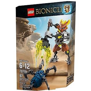 Mô Hình LEGO Bionicle - Hộ Vệ Đá 70779